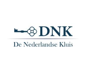 Logo De Nederlandse Kluis op Ads & Impact