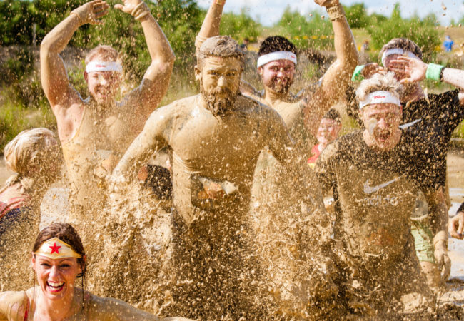 Mud Masters Challenge